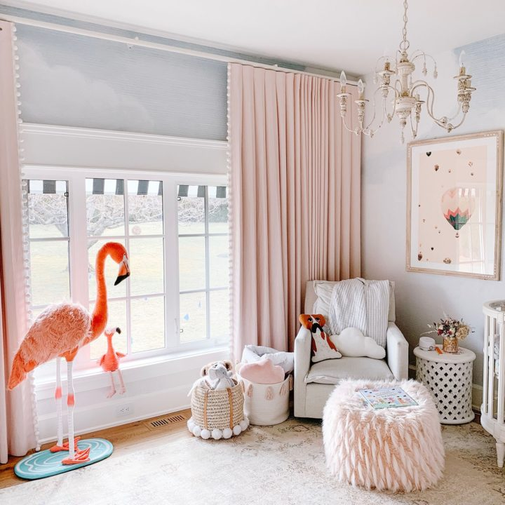 GET THE LOOK: SPOTLIGHT ON INVERTED BOX PINCH PLEAT DRAPES