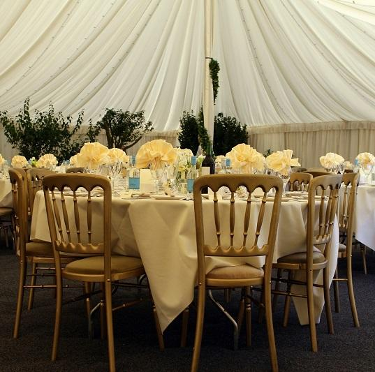 Wedding Reception Draping Ideas: Room, Ceiling & Wall Draping