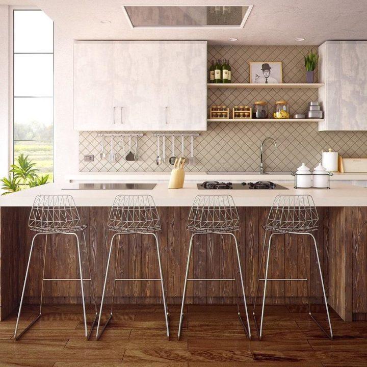 Modern Kitchen Curtain Ideas