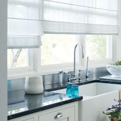 Best Roman Shades for Kitchen
