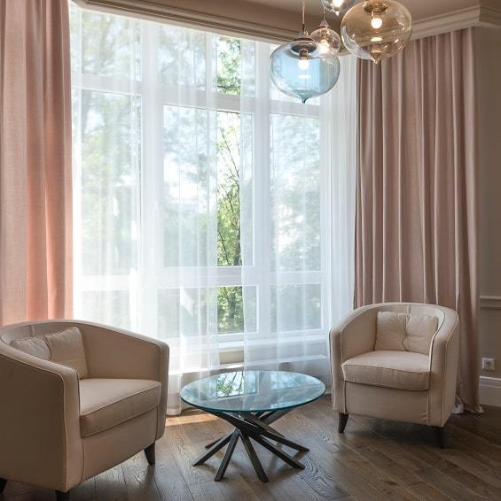 How to Hang Sheer Curtains