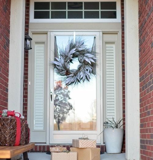 Sidelight Window Curtain Ideas